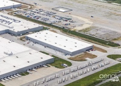 Volkswagen of America Body Shop Expansion & Battery Plant