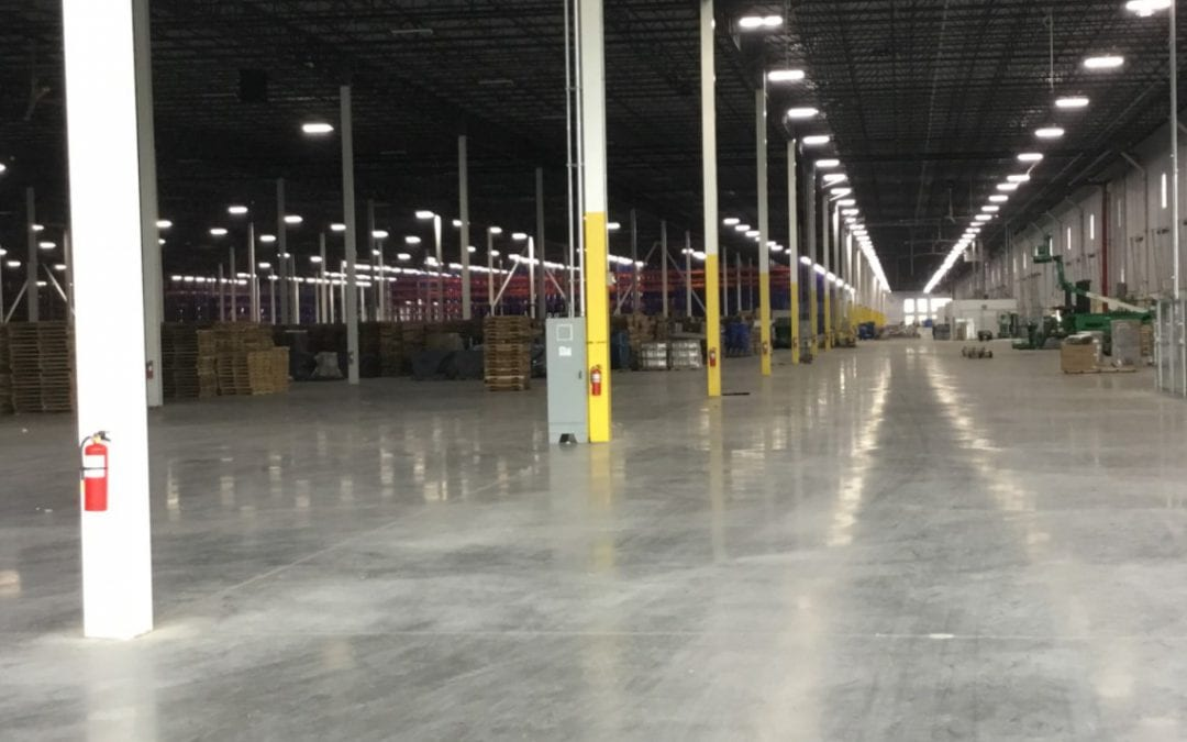 Walmart Distribution Center Conversion